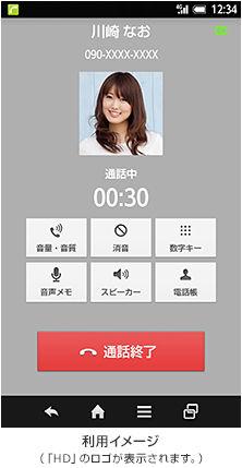 ソフトバンクも「VoLTE」開始、3Gでも高音質な「HD Voice(3G)」も提供 -「AQUOS CRYSTAL」シリーズで対応