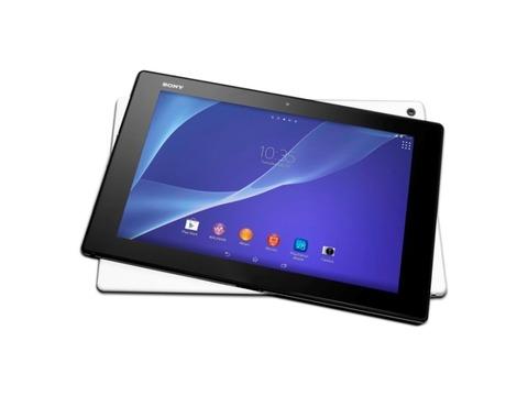 ソニー、「Xperia Z2」「Xperia Z2 Tablet」を発表 ―ハイレゾ対応・4K撮影・世界最薄など