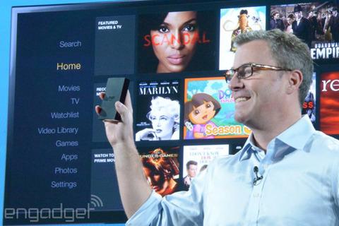 アマゾン、「Amazon Fire TV」を発表 —価格99ドルで「Apple TV」超え