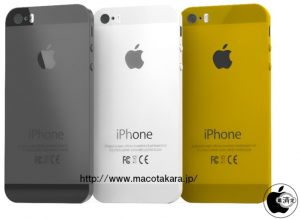 iPhone5S・5Cの詳細情報教えたる