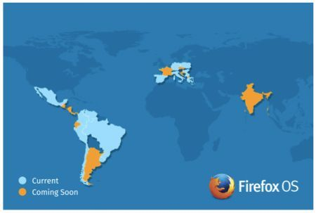 Mozilla、超格安な「Firefox OS」スマホの拡大計画を発表 —欧州・南米・インドで展開
