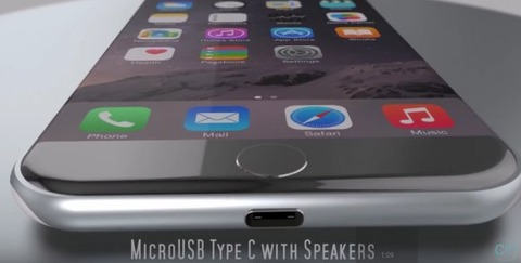 「iPhone 7」はUSB Type-Cにイヤホンジャックを統合 —Lightningは廃止