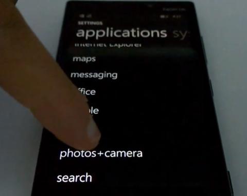 「Windows Phone 8.1」のカメラアプリ動画が登場
