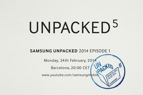 「売上少なく3週間前倒し?」韓国サムスン、「Galaxy S5」発表イベントを2月24日開催 —公式発表