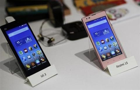中華スマホメーカー「小米(シャオミ)」が急成長、韓国サムスンを圧倒し米アップルのパイも狙う -「iPhone中毒の日本はスルー」