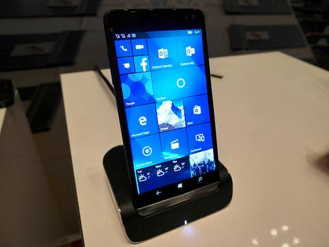 日本HP、ハイスペックWindows 10 Mobileスマホ「Elite X3」を発表 —日本でも発売へ