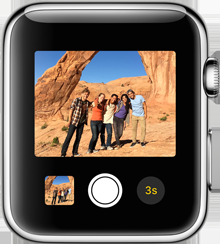 次期「Apple Watch2」はカメラ内蔵、iPhoneレスで動作が可能に