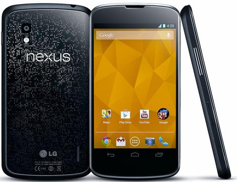 Nexus 4、日本で発売決定! —SIMフリー版か