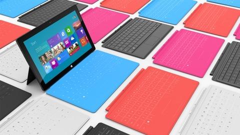 米マイクロソフトのタブレット端末「サーフェス」はiPadを脅かす存在になる?