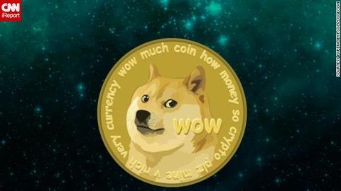 「第2のビットコイン?」柴犬印の仮想通貨「Dogecoin」にファン急増中