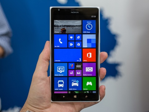 マイクロソフト「Lumia」がいつの間にか「Xperia」の倍近く売れている件