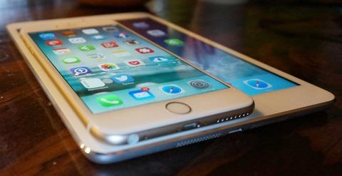 契約した翌日に「iPhone 6」と「iPad mini2」売ったった!