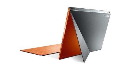 レノボ、新種タブレット「Folder Pad Tablet」を開発か