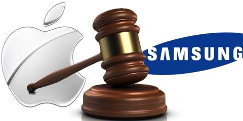 米アップルとサムスンの特許訴訟問題、和解模索も依然難航