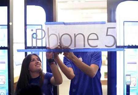 OS販売台数でiPhoneがAndroid勢を抜き首位に