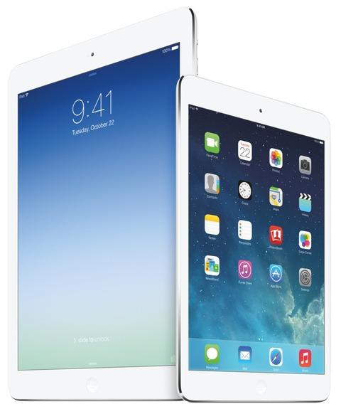 「iPad Air」と「iPadminiRetina」がついに発表、なかなか好評な様子