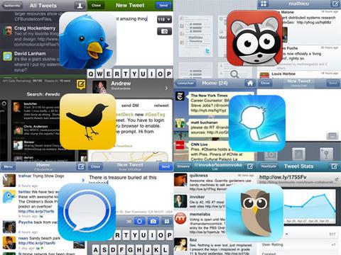 スマホのツイッターアプリ何使ってる?