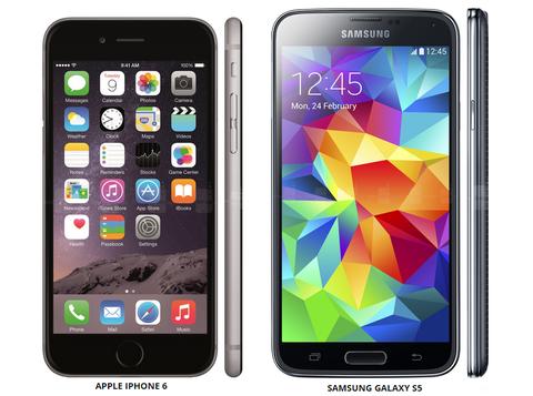 サムスンって確かに「iPhone」のデザインはパクってるけどさ
