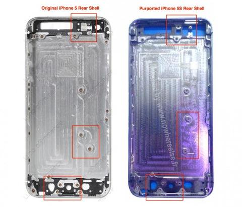 来月発表のiPhone5Sパーツが流出!噂まとめ