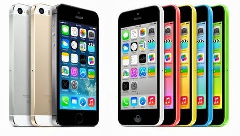 アップル、iPhone5cの売り行き不振受け生産削減へ、一方の5sは品不足