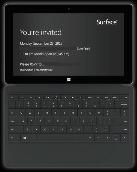 マイクロソフト、9月23日プレスイベントで新型「Surface」発表へ