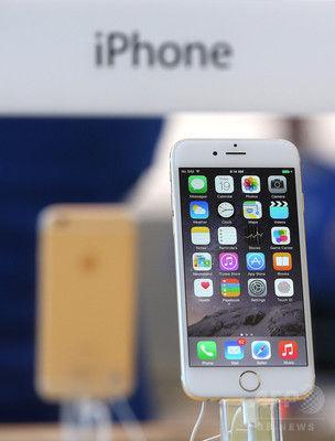 「iPhone 6」効果でアップルの世界シェアが拡大、唯一日本が15.3ポイントの急下落