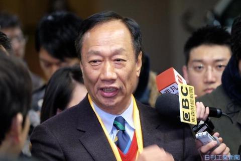 台湾ホンハイ、シャープ「IGZO」技術でiPhone向け有機ELディスプレイ受注目指す
