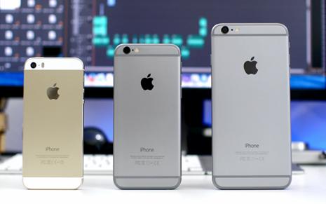 米アップル、次期「iPhone6s」量産開始 -デザイン変わらずForce Touch採用