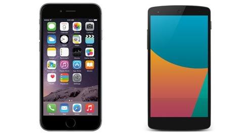 「Nexus 5」or「iPhone 6」ってどっちがいいの?