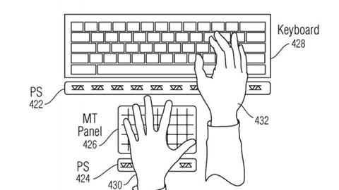 米アップル、空中に架空のデバイスを実現する特許を取得 ―映画の世界が現実に?