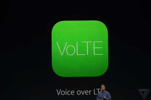 iPhoneでの「VoLTE」、国内3社同時に開始へ -キャリア内通話のみ対応