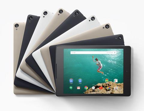 新型「Nexus9 (2014)」のハンズオン動画続々登場 —怪物「iPad Air2」とどちらを選ぶ?