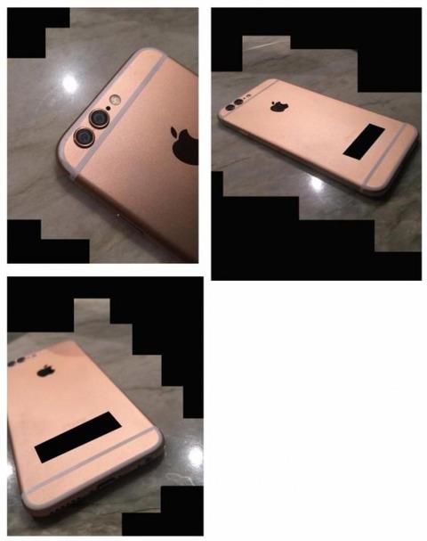 「iPhone6s」の端末画像が流出、新色ローズゴールドで嘘のようなデュアルカメラを搭載