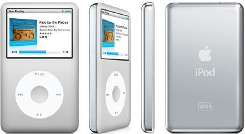 「iPod classic」、iPhone4Sとともについにアップルストアから姿を消す —2007年発売