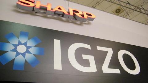 シャープ、中国新興メーカーにIGZOパネル月産100万台提供 —黒字確保