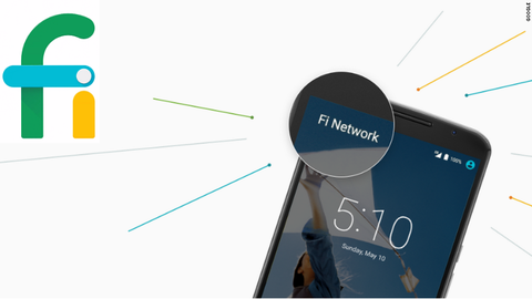 米グーグル、携帯通信事業への参入を発表 -プロジェクト・ファイ
