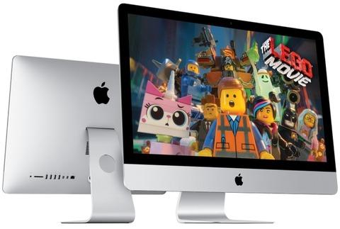 米アップル、5K解像度27インチ「iMac」を2014年内に発表か —Mac mini・Mac Pro・Apple TVとともに10月発表との情報も