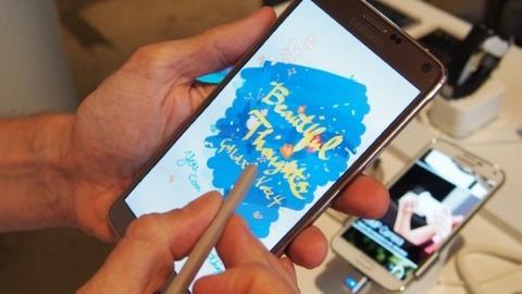 韓国サムスン「Galaxy Note5」に4Kディスプレイを搭載 -2015年夏にも登場