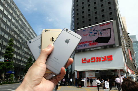 「iPhone 6」通信速度実測値3社比較テスト、ソフトバンクがトップ