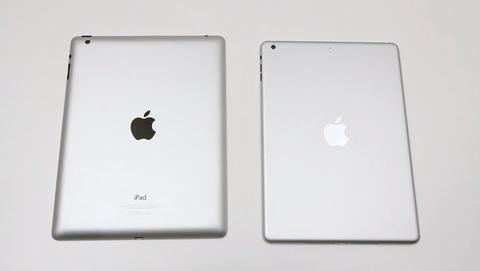 新型「iPad5」は大幅に小型・軽量化 —本体画像リーク