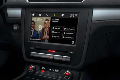 マイクロソフト、「Windows in the car」構想を発表 —アップルに対抗