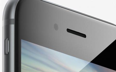 「iPhone6s」はフロントカメラが大幅にスペックアップ、LEDフラッシュやフルHD動画撮影が可能に