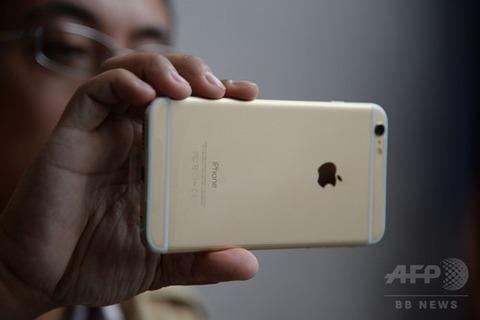 「iPhone」販売台数、年末商戦で10月〜12月期7000万台超えになる見通し -前年比40%増