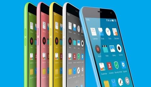 「iPhone5c」にそっくりな中華スマホ「Meizu M1 Note」が登場 -5.5インチIGZO・8コアCPUでなんと2万円以下!