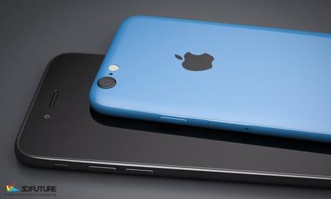 4.7インチ「iPhone6c」登場の噂、コンセプト画像も