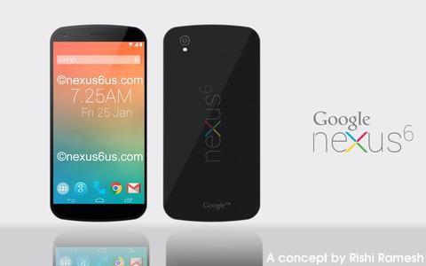 米グーグル、ASUS製「Nexus8」を4月末にも発売か ―HTC製「Nexus6」の可能性も