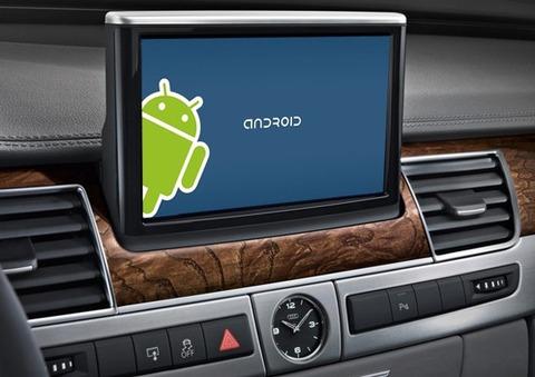 ホンダ、米グーグルと提携してAndroid連動自動車を開発
