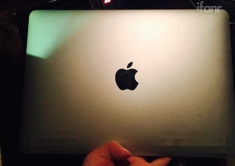 12インチ新型「MacBook Air」の画像が流出 -Retina搭載を示唆