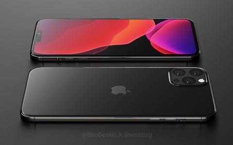 5G対応「iPhone」は3モデルで2020年7〜9月リリースか —5Gスマホシェアで韓国サムスン抜く予測