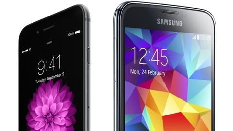 新型「iPhone6」、予約販売台数で「Galaxy Note4」を大きく上回る=韓国